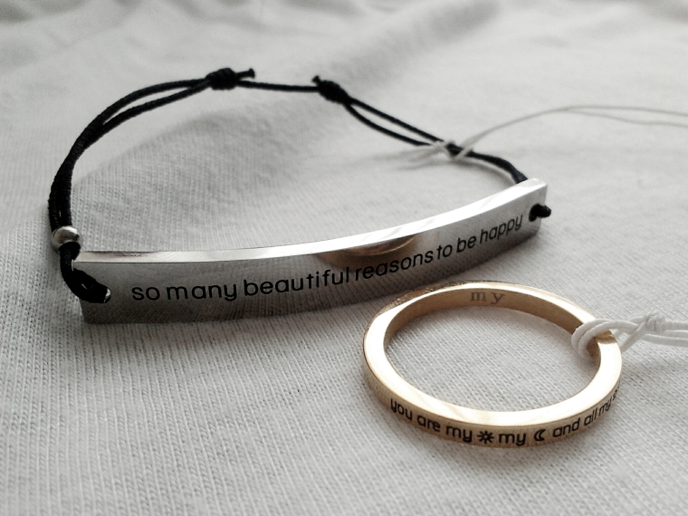 My Jewellery Bracelet and Ring